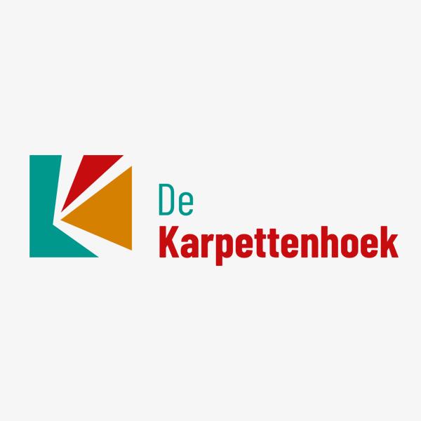 logo ontwerp De Karpettenhoek