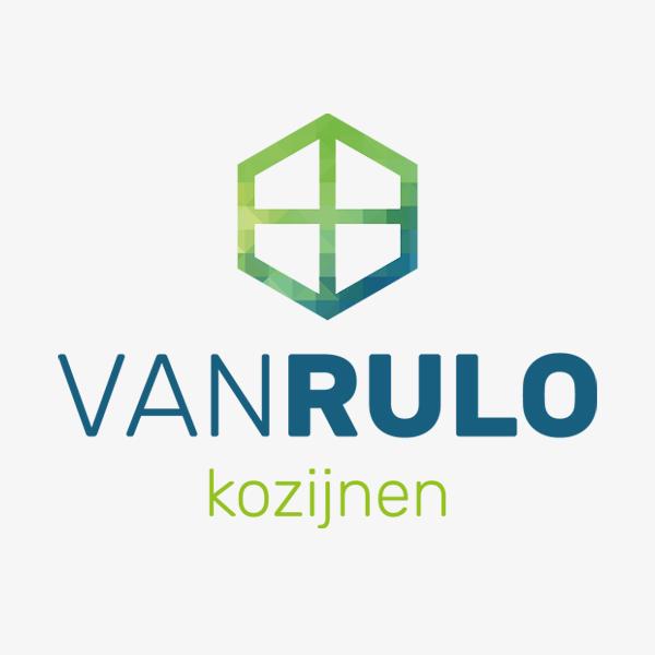 logo ontwerp Van Rulo kozijnen