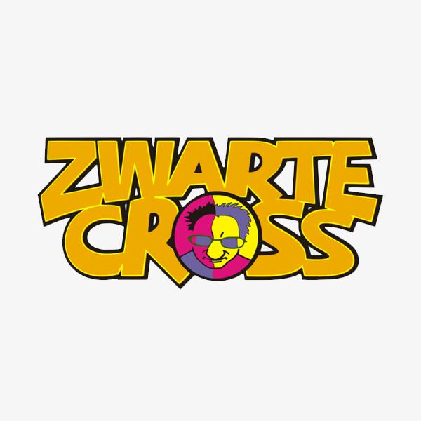 logo ontwerp Zwarte Cross