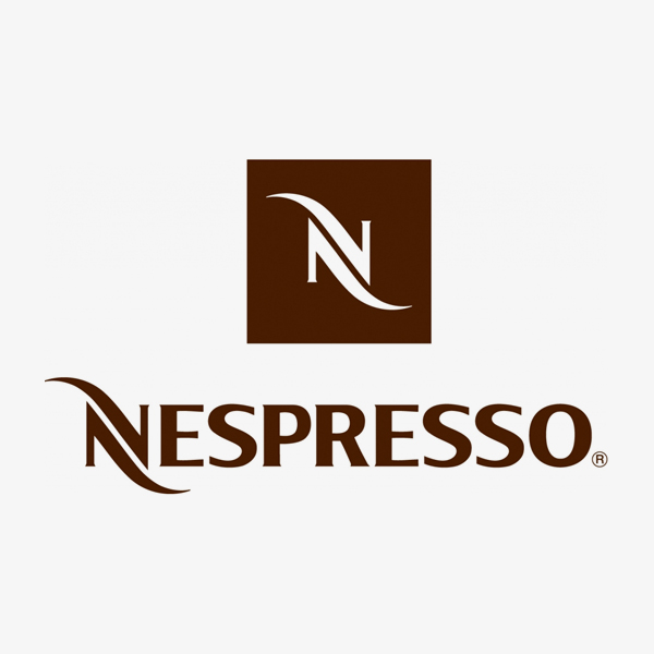 logo ontwerp Nespresso